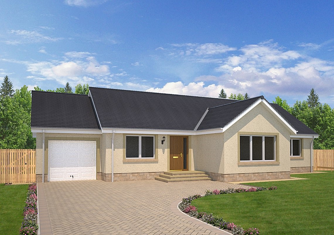The Hume - A comfortable 3 bedroom family bungalow