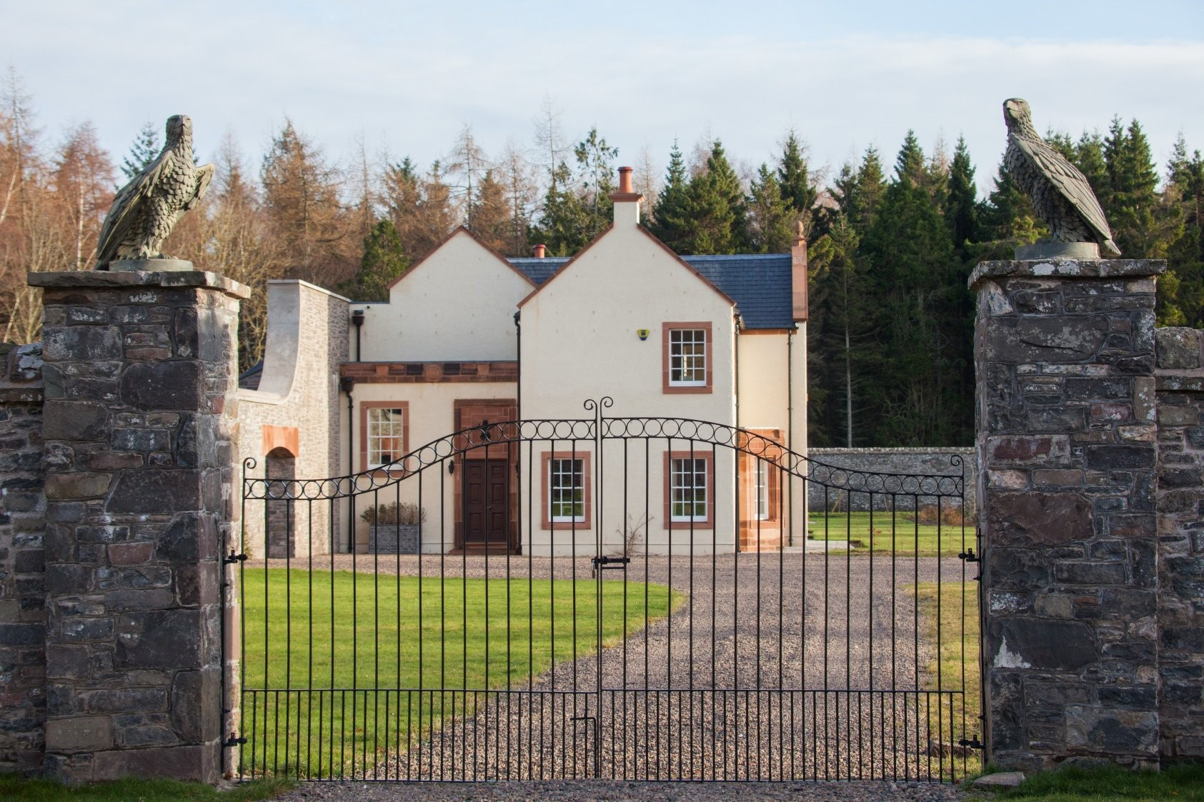 Country House Gate