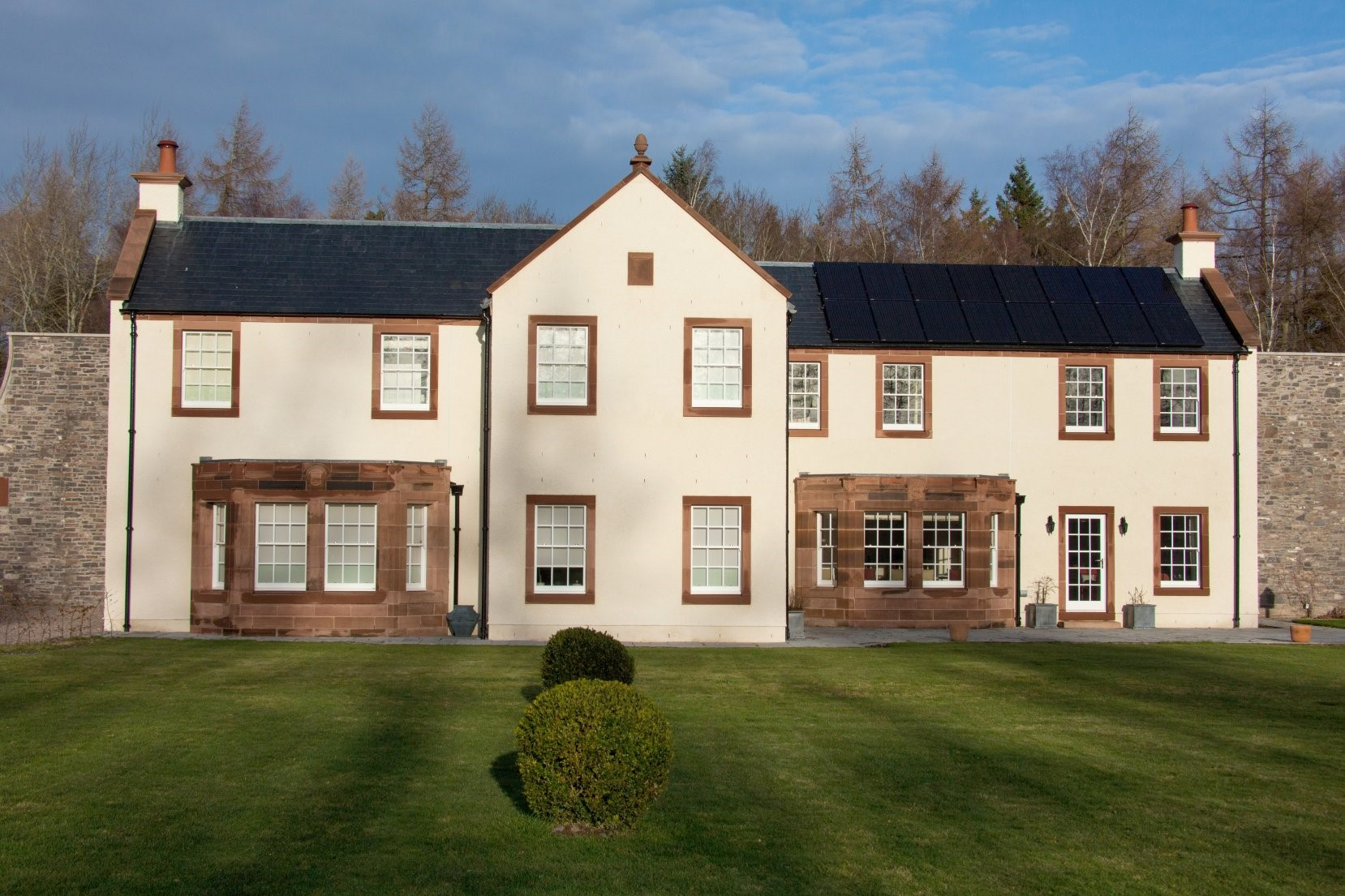Country House, Nr Lauder