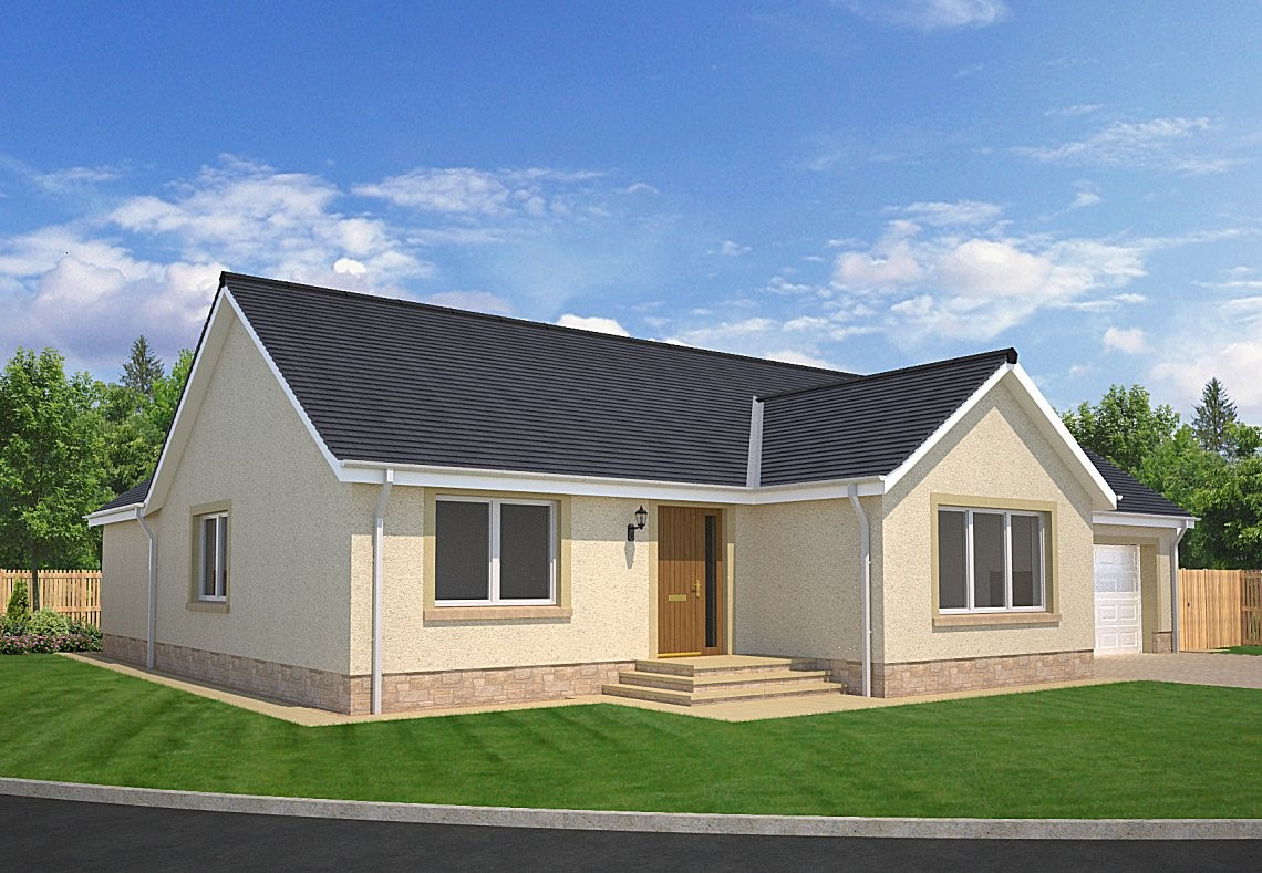 The Holydean - A magnificent 4 bedroom bungalow