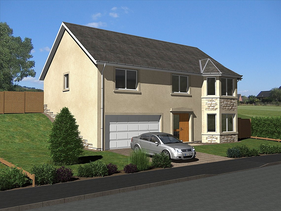 The Thomson - A distinctive 4 bedroom split-level home
