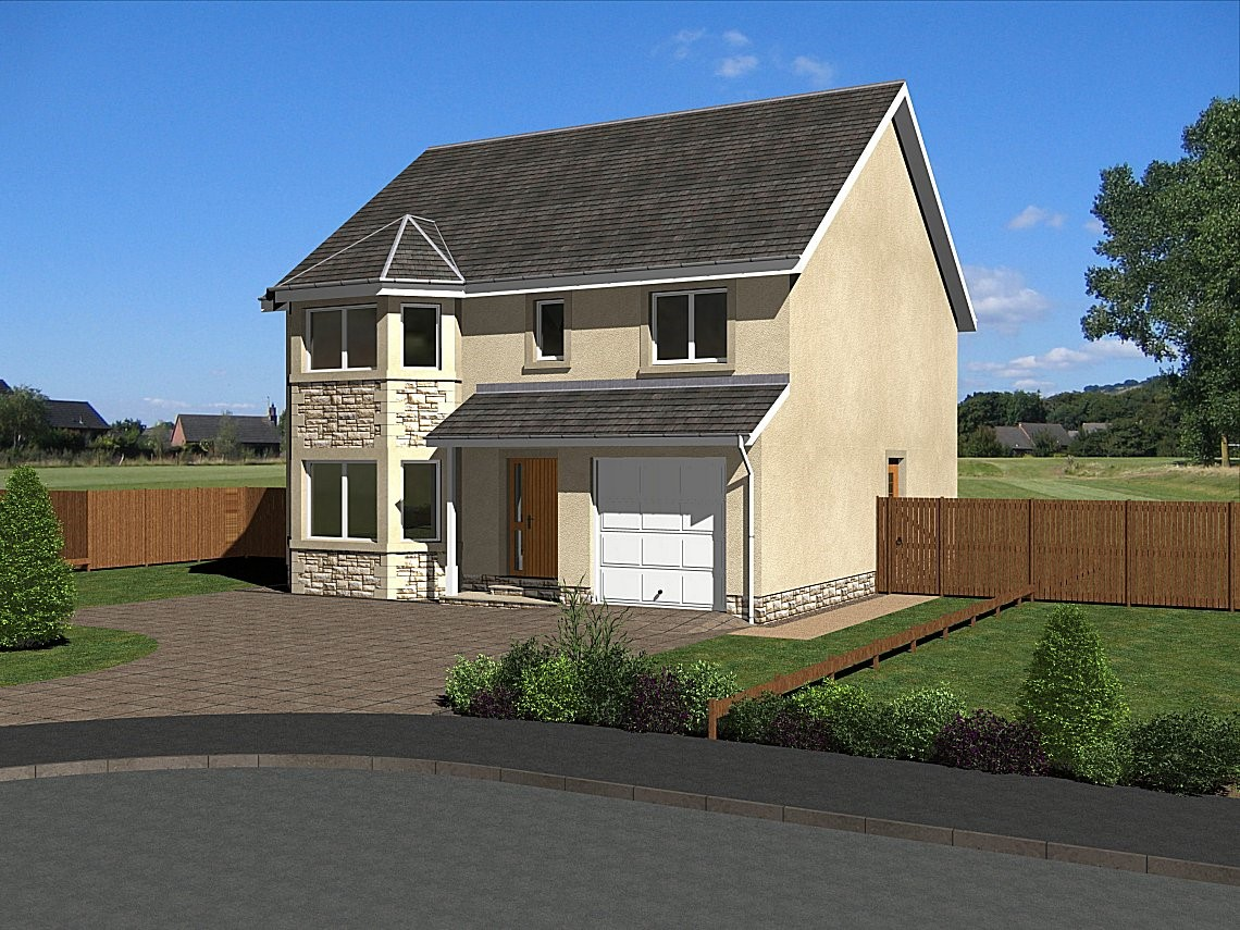 The Wallace - A beautiful 4 bedroom two-storey home