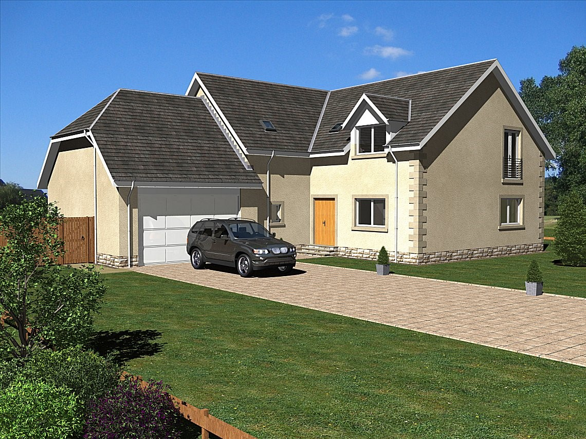 The Rennie - A luxury 6 bedroom two-storey family home