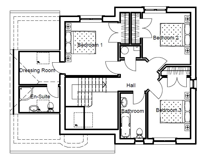 Maxwell Floorplan